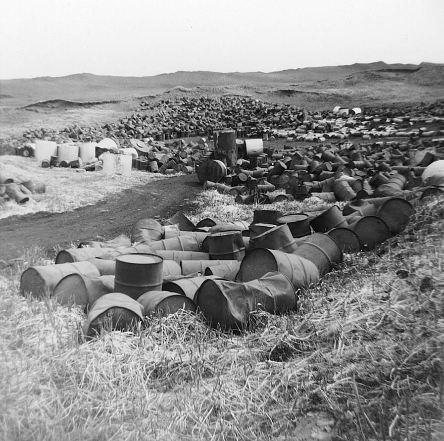 Love-Canal-barrels-of-waste